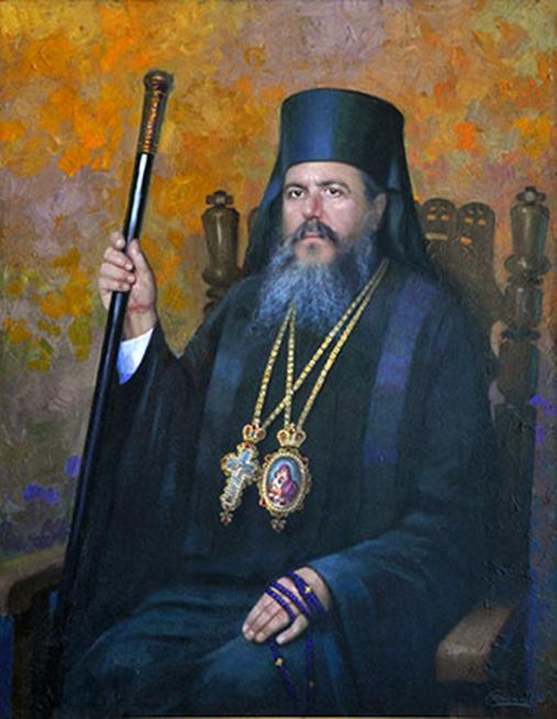 г. Агатангел                          Митрополит Повардарски