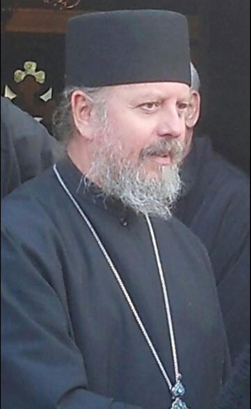 г. Наум                          Митрополит Струмички