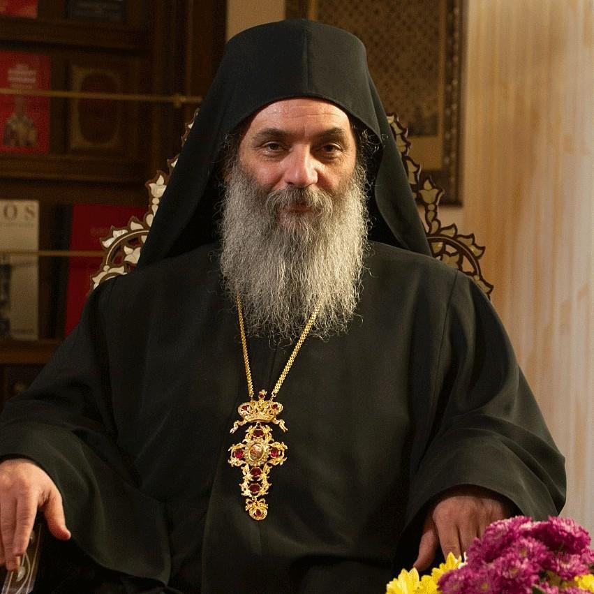 г. Партениј                          Епископ викарен                         Бигорско - Антаниски